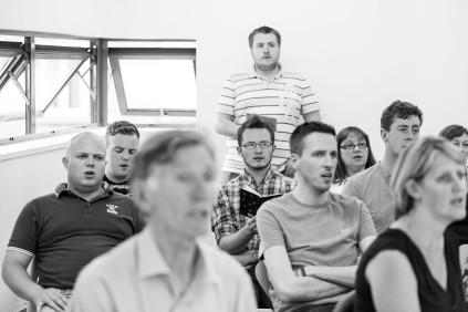 SITKOD Rehearsals - Photo Ste Murray (www.Ste.ie)