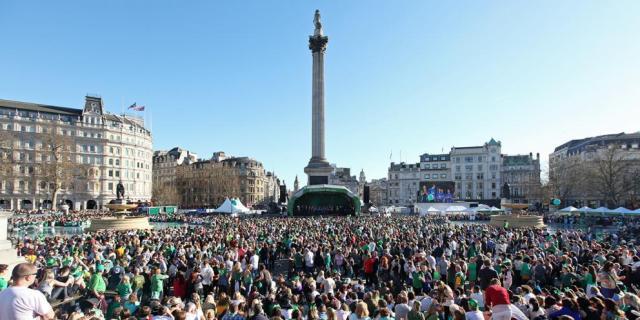 St Patrick's Festival London